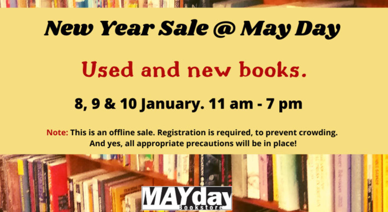 New Year Sale @ May Day