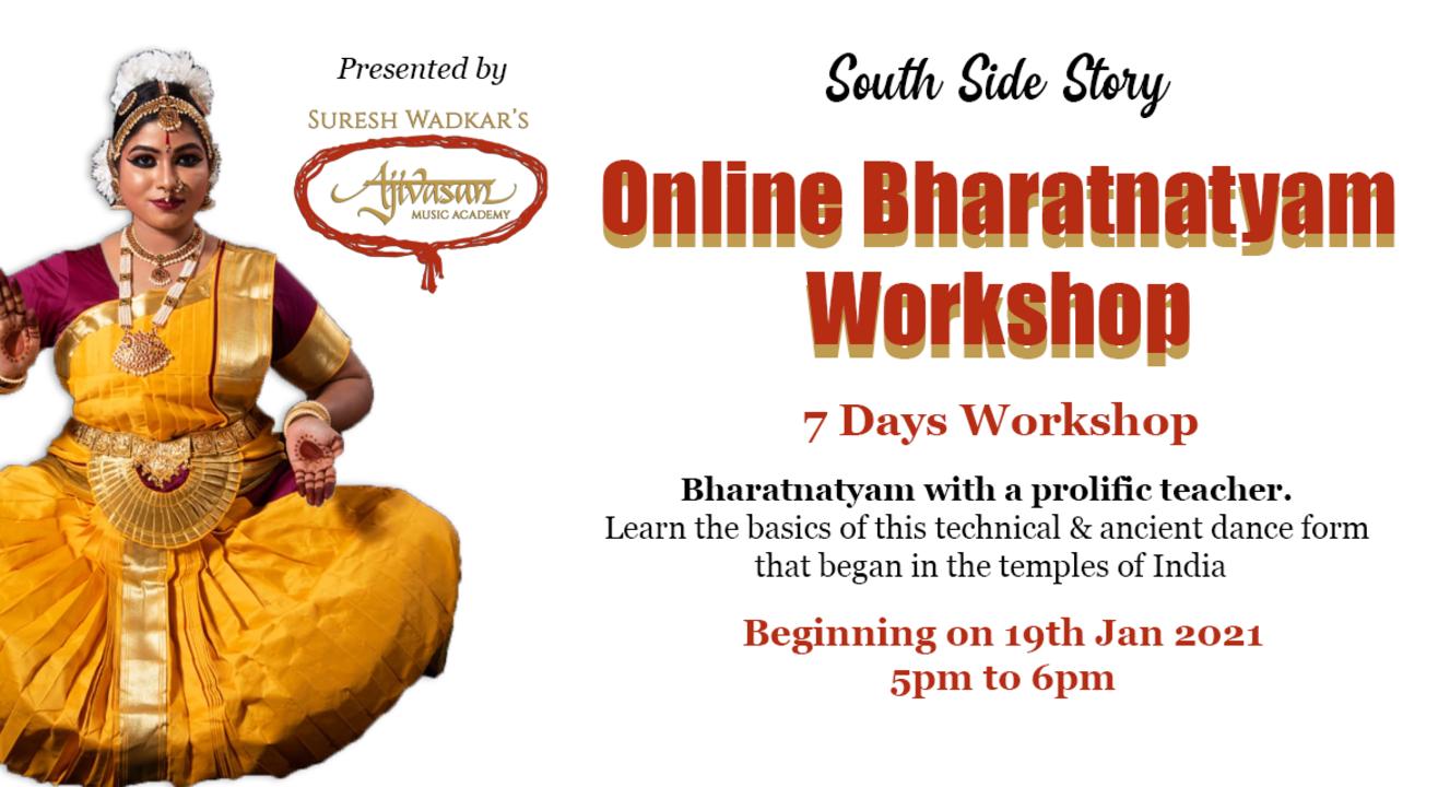 Bharatanatyam Workshop - South Side Story