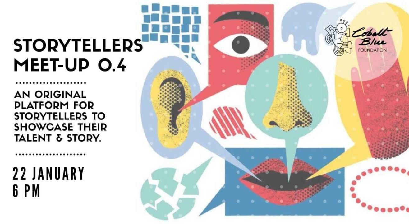 Storytellers Meet-Up : Webinar