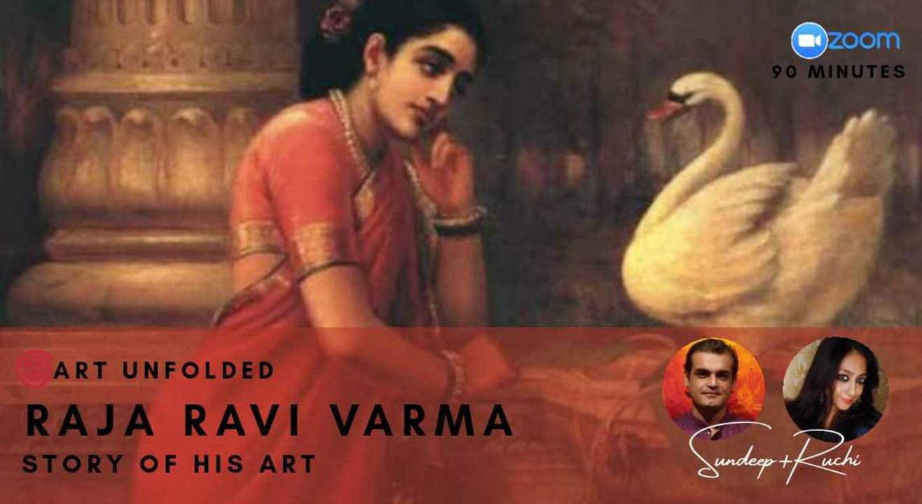 Raja Ravi Varma : Story of Art