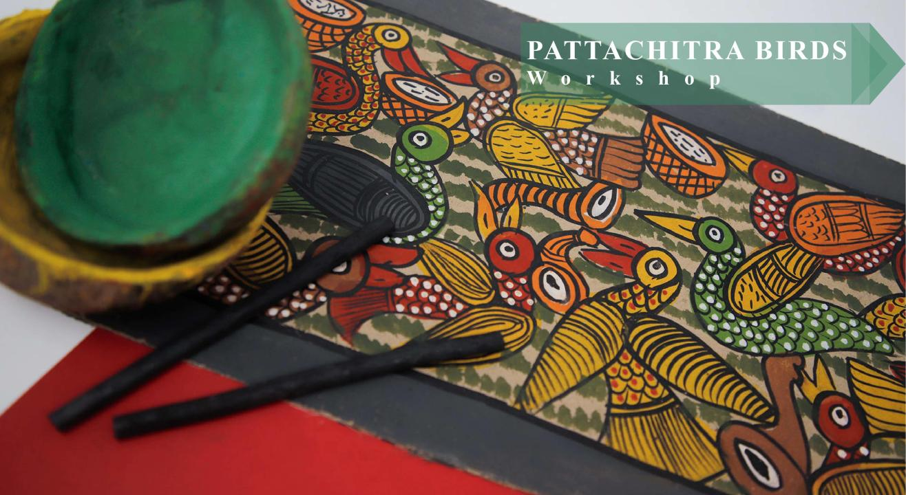 PATTACHITRA BIRDS (West Bengal)