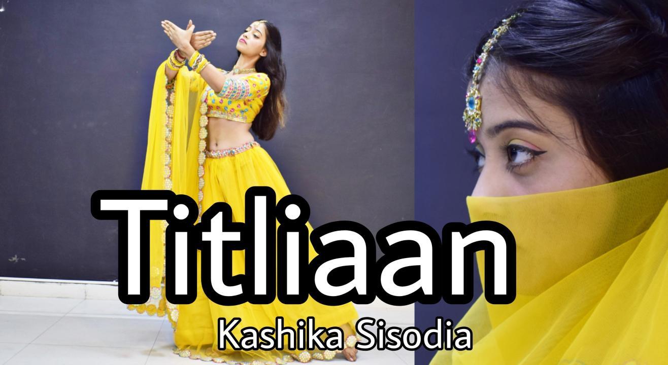 Titliaan Workshop by Kashika Sisodia