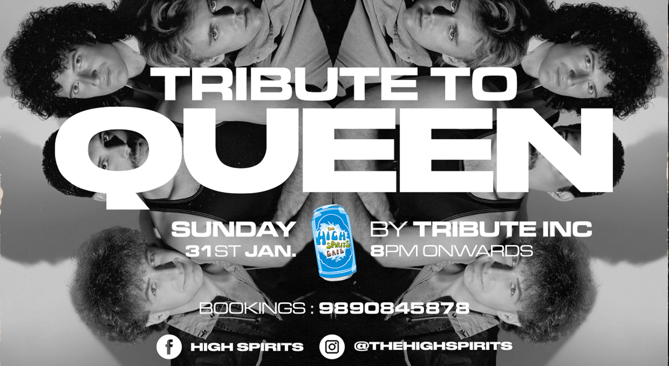Tribute to Queen by Tribute Inc
