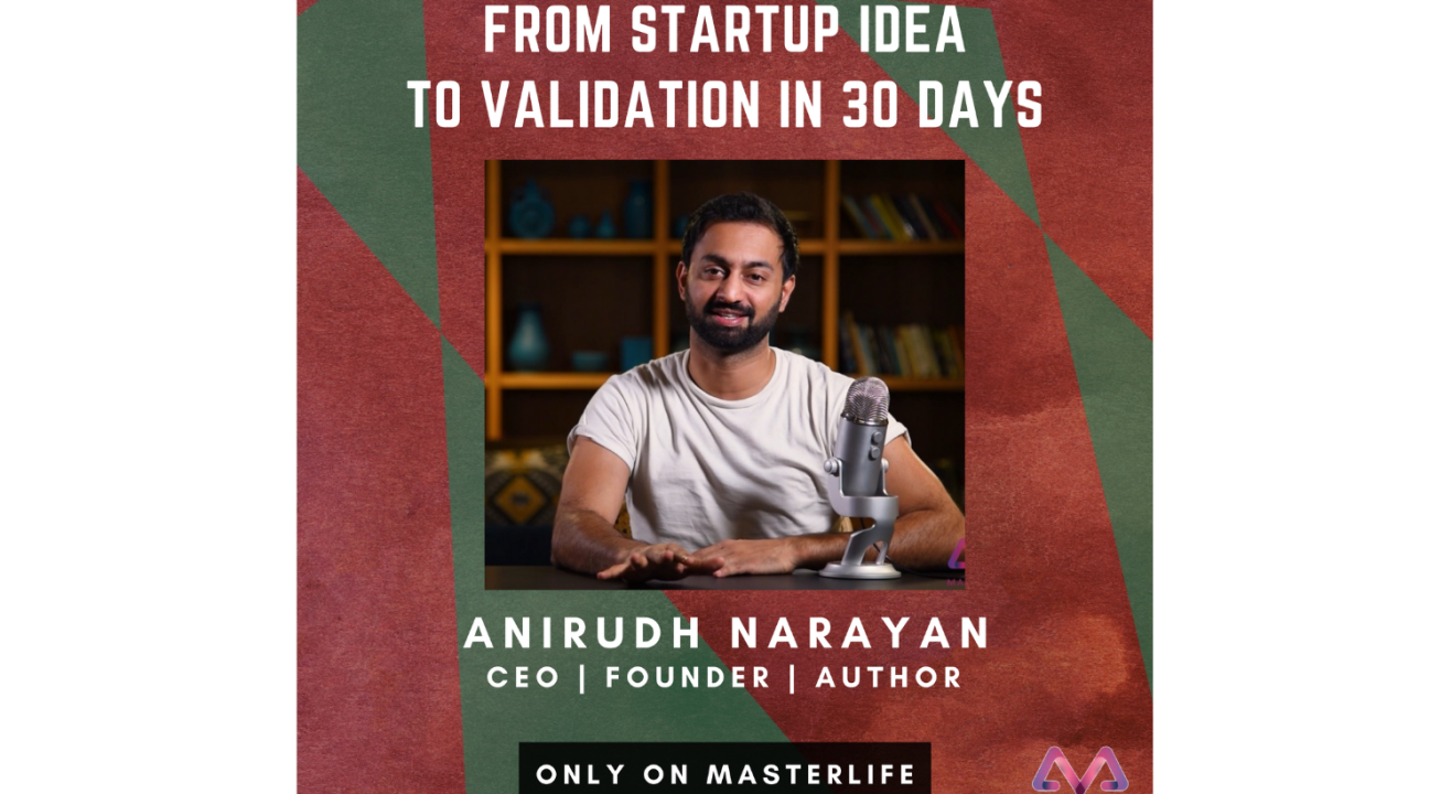 From Idea to Startup in 30 Days