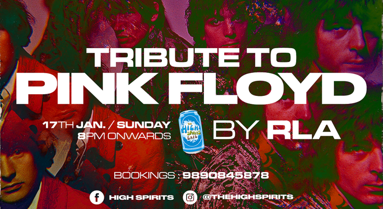 Tribute to Pink Floyd by RLA