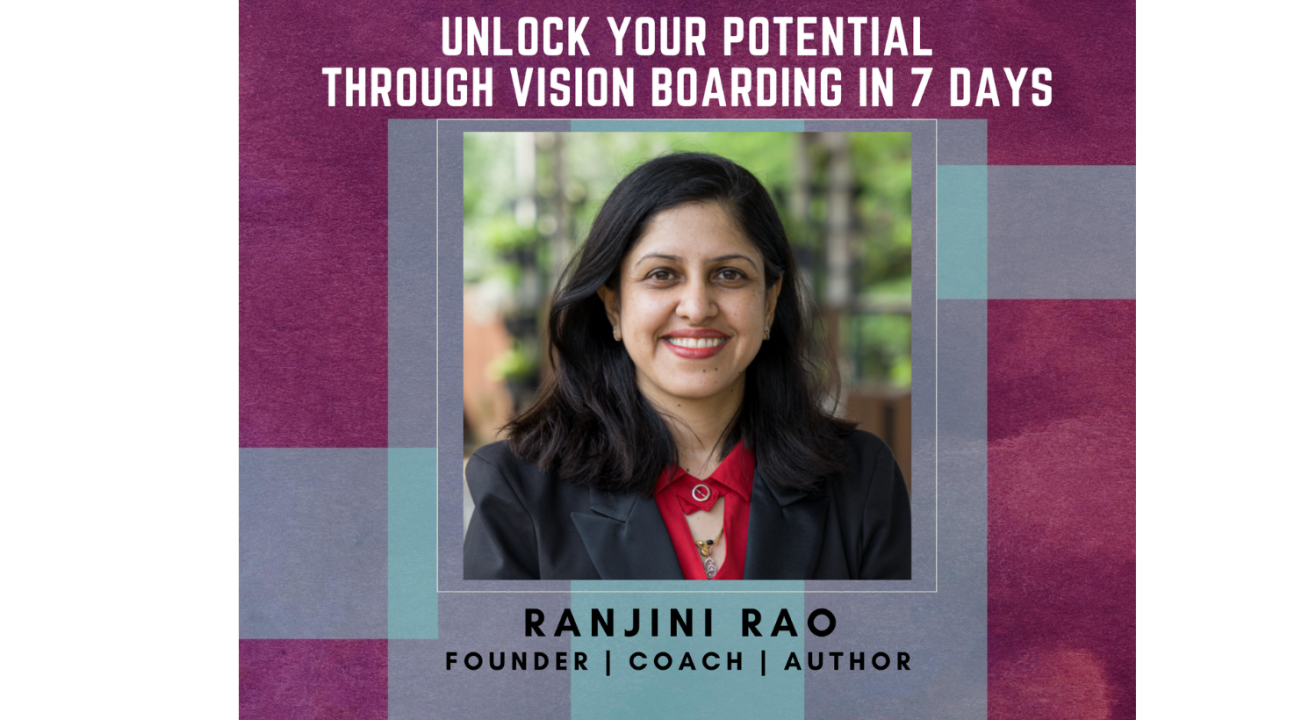 Unlock Your Potential Through Vision Boarding