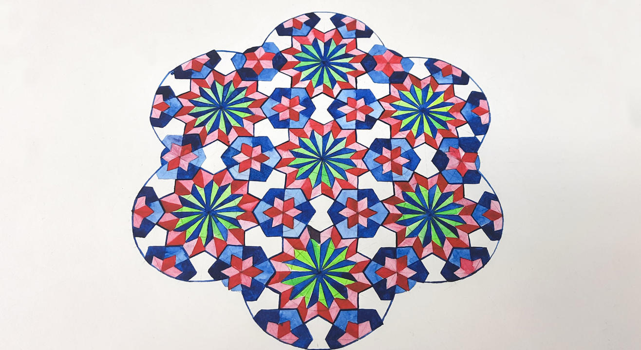 Islamic Patterns Workshop