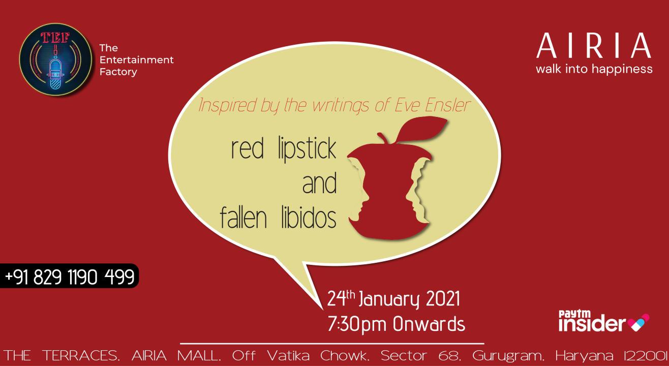 Red Lipstick and Fallen Libidos