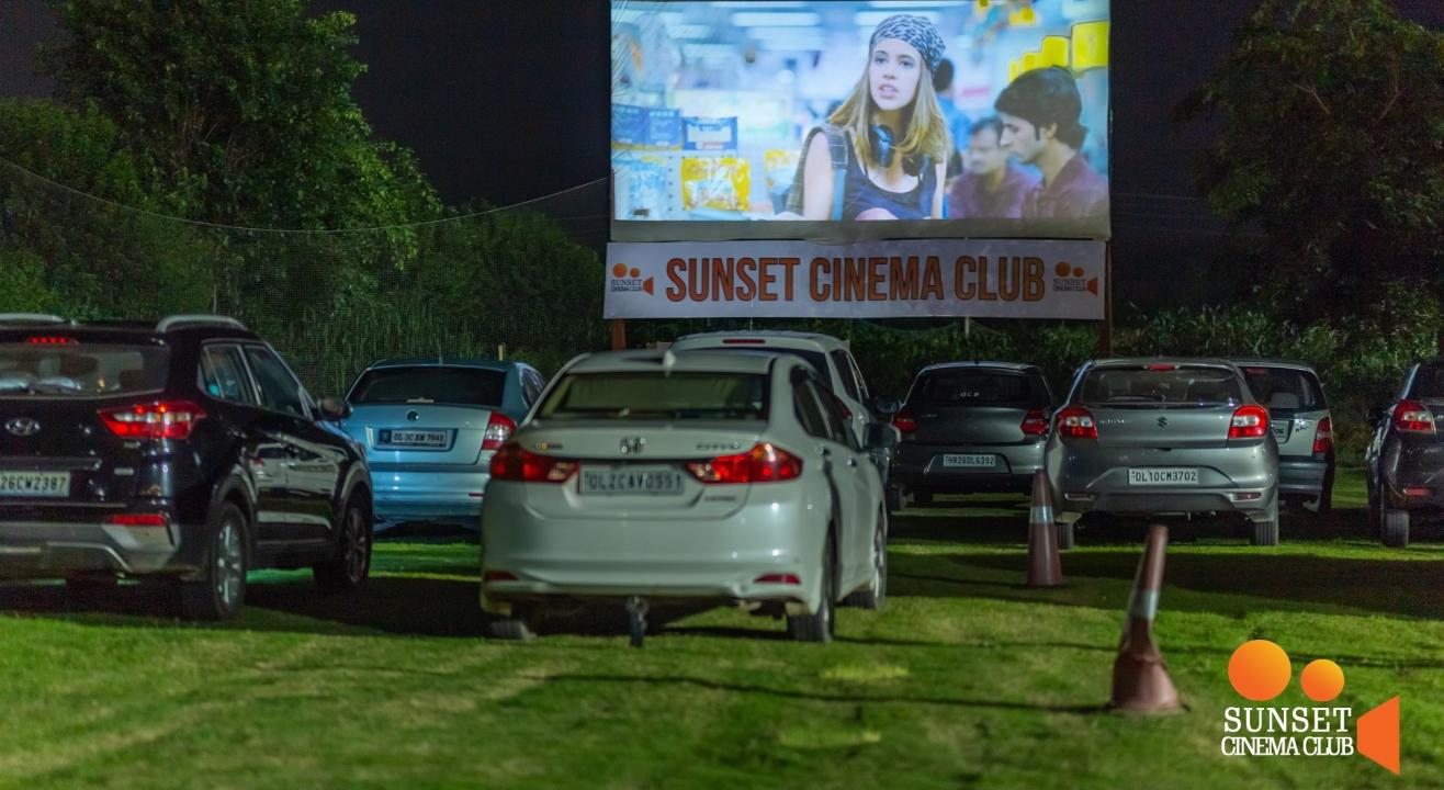 Drive-In Cinema – Comedy Weekend