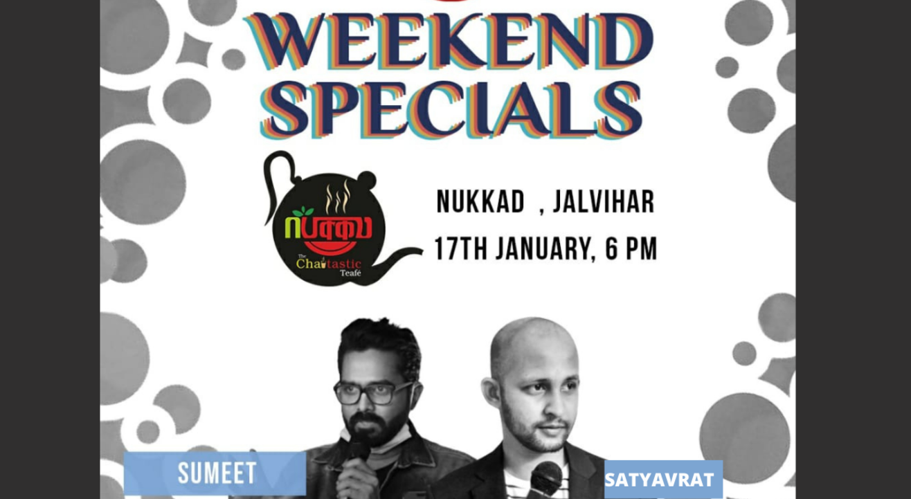 Weekend Specials - A stand-up comedy show