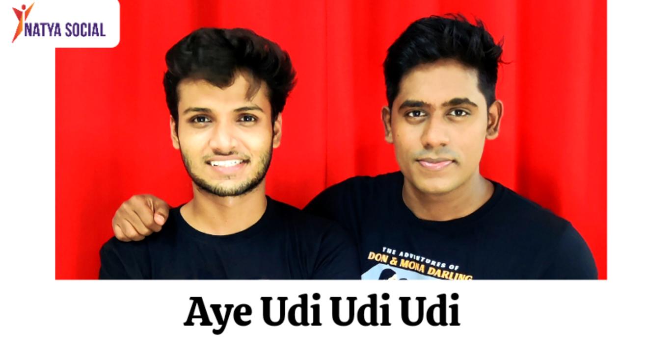 Natya Social: Aye Udi Udi (Saathiya)