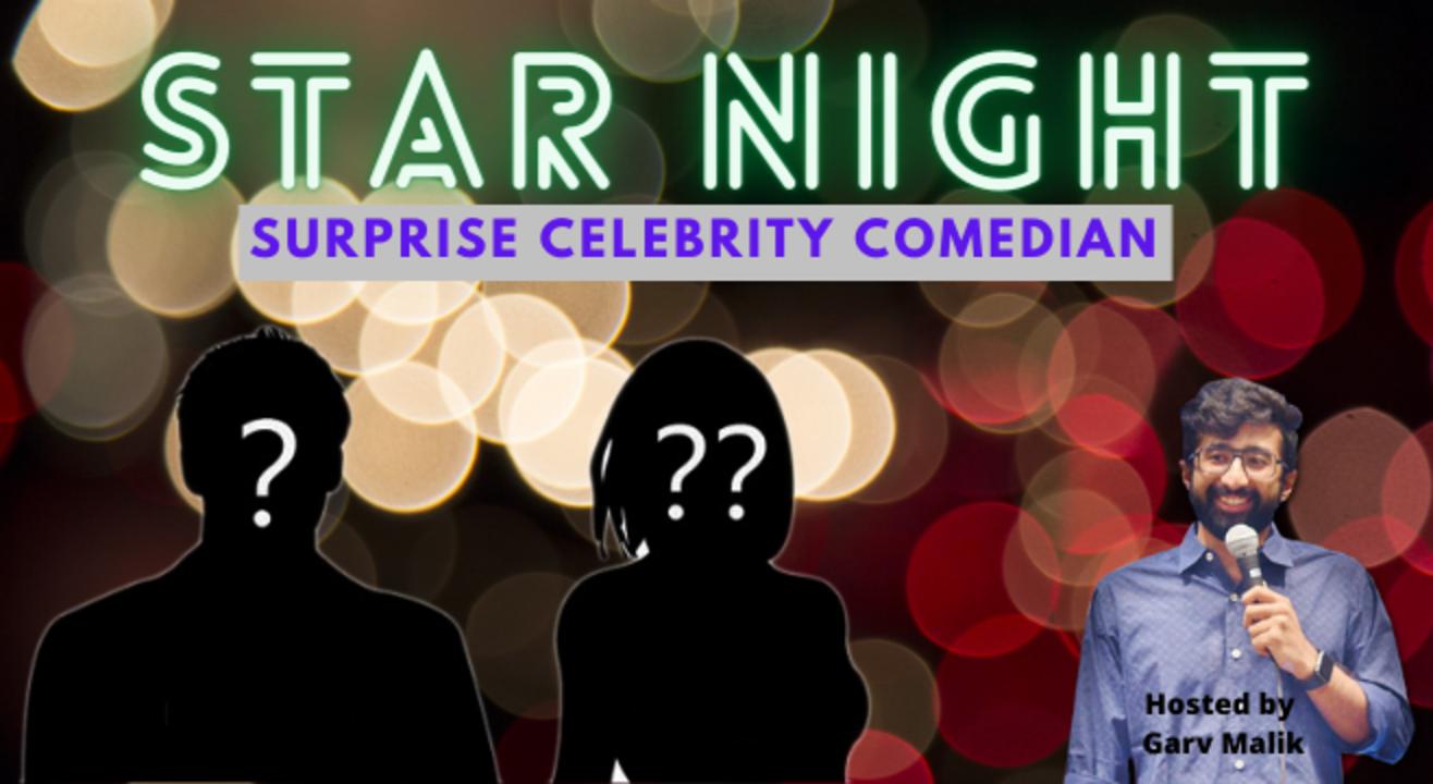 Garv's Star Night Zoom Show