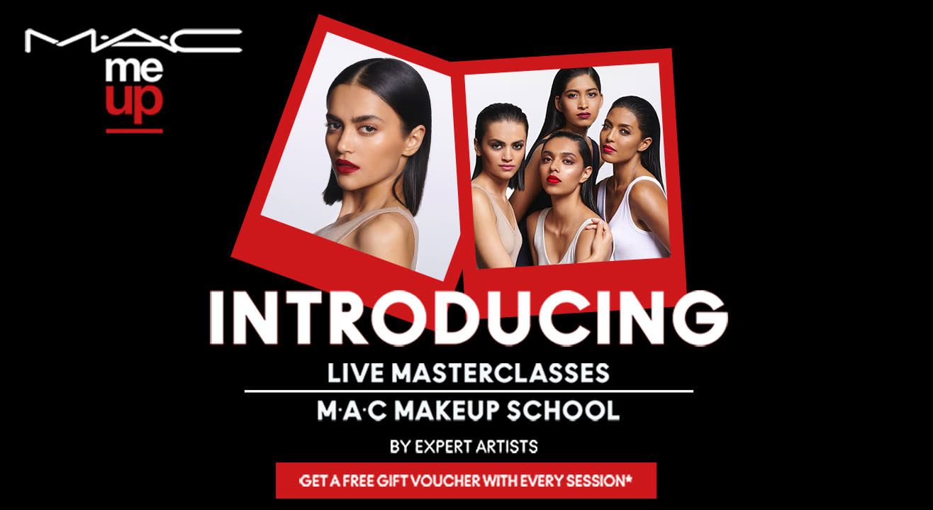 M·A·C Cosmetics India presents M·A·C ME UP