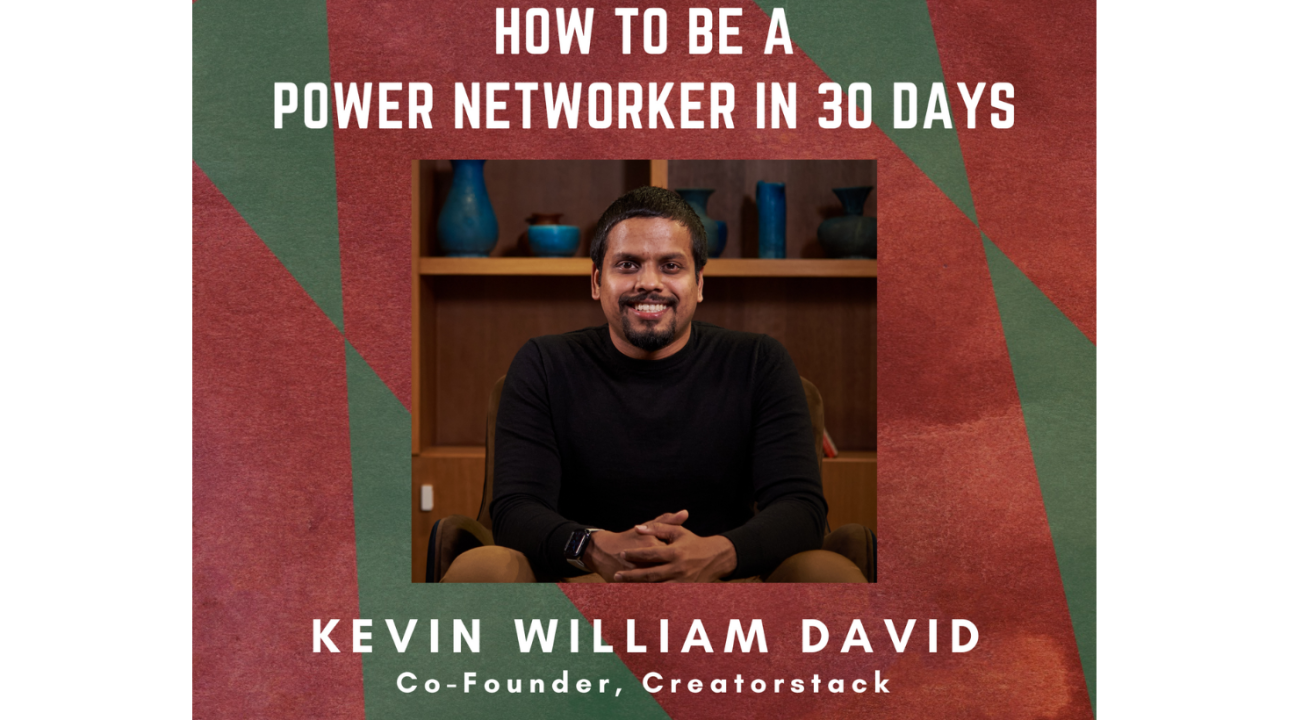 Build a Power Networker Mindset