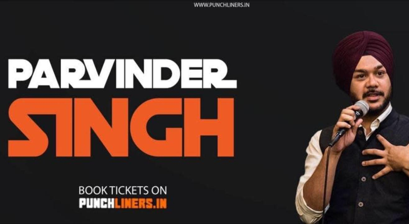 Punchliners Comedy Show ft Parvinder Singh in Amritsar