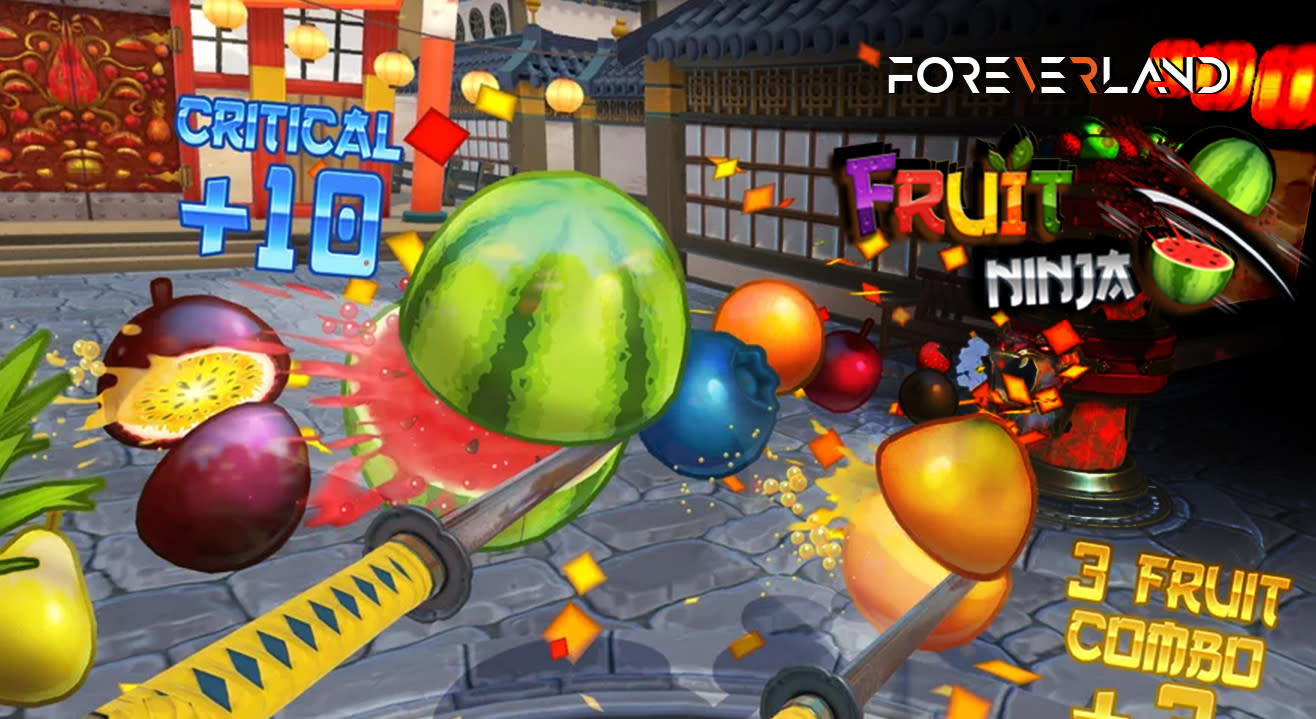 Fruit Ninja: Virtual Reality Game (50% Off! Use Code VRNINJA50)