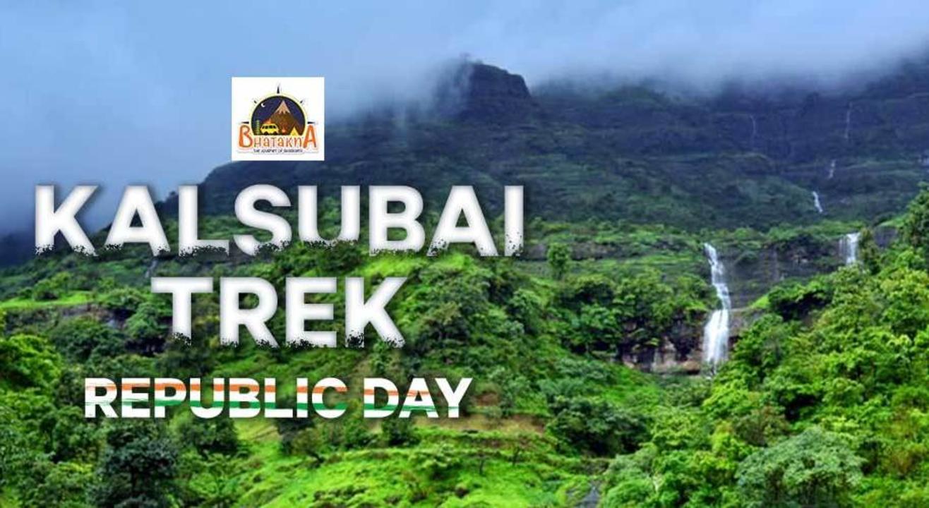 Kalsubai Trek Republic Day
