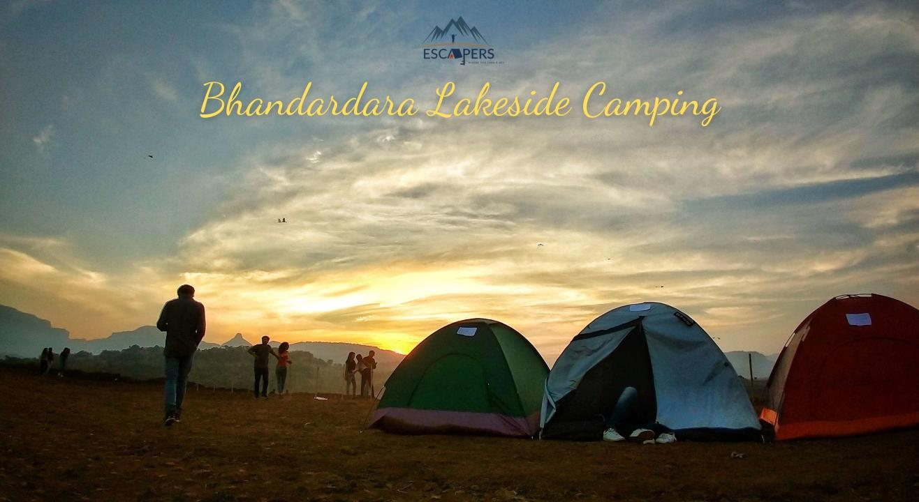 Bhandardara Lakeside Camping by Escapers.in