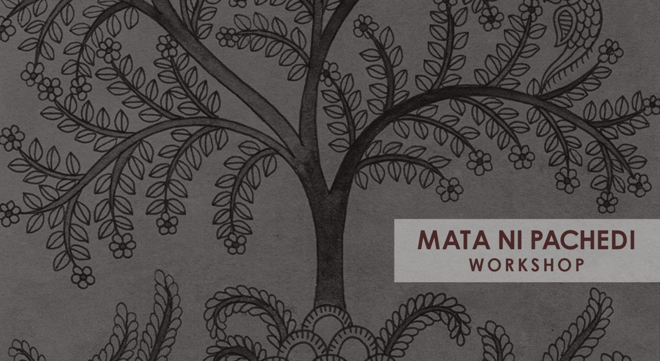 Mata Ni Pachedi Workshop (Tree of Life)
