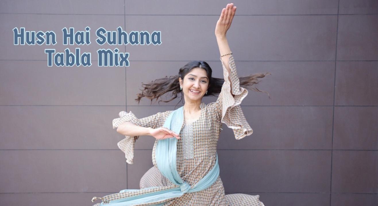 Husn Hai Suhana Tabla Mix