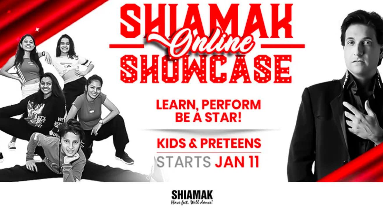 SHIAMAK Online Showcase - Kids batch (Sat & Sun)