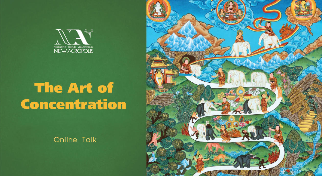 The Art of concentration (online talk)