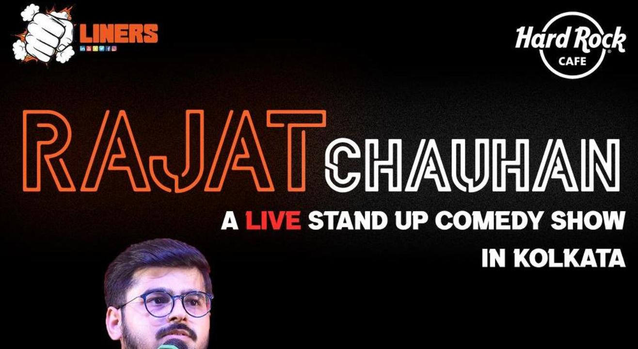 Punchliners Comedy Show ft Rajat Chauhan in Kolkata