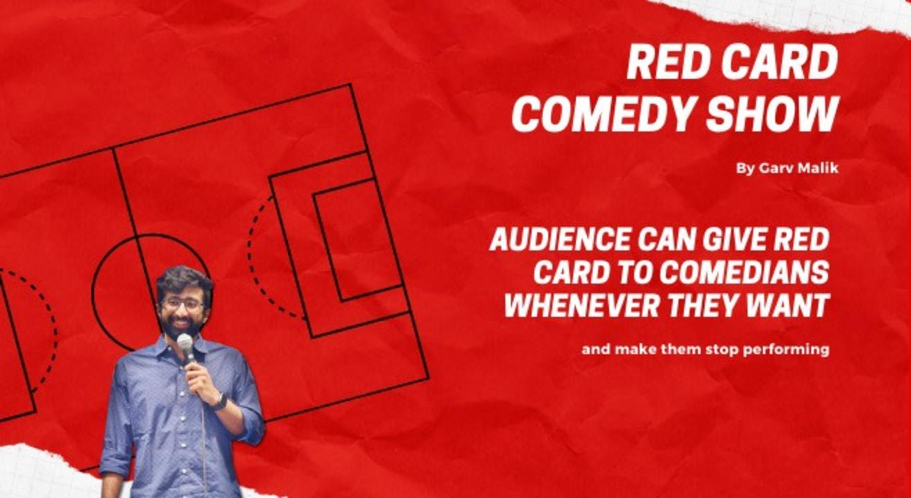 Red Card Comedy Show