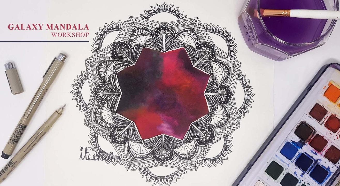 Galaxy Mandala Workshop