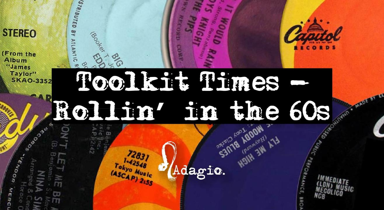 Toolkit times with Adagio
