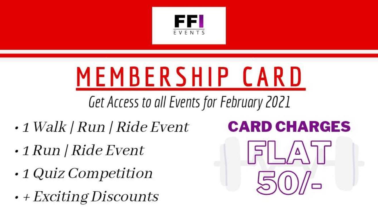 FFI - MEMBERSHIP CARD - FEBRUARY 2021