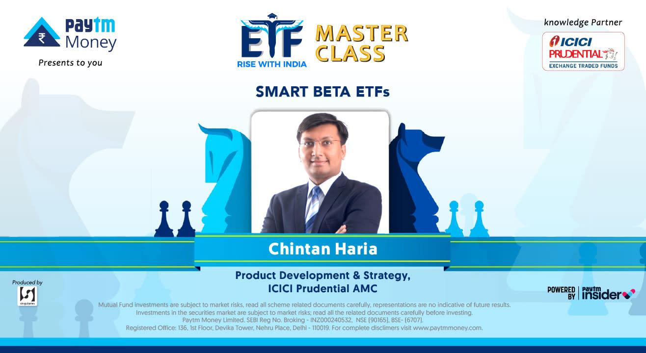 Smart Beta ETFs with Chintan Haria
