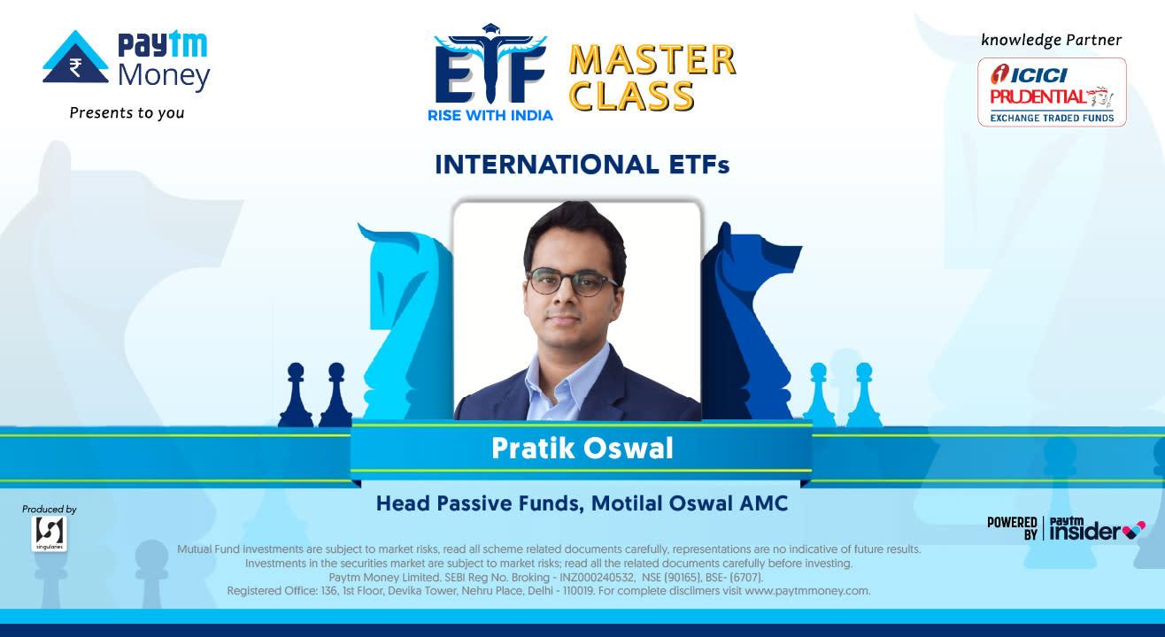 International ETFs with Pratik Oswal