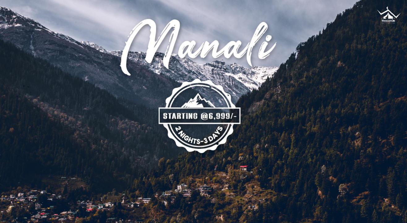 WanderOn Manali Solang - Weekend Trip From Delhi