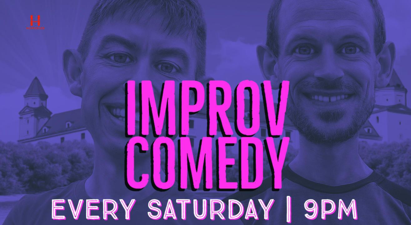 IMPROV Comedy PARTY | Humorise