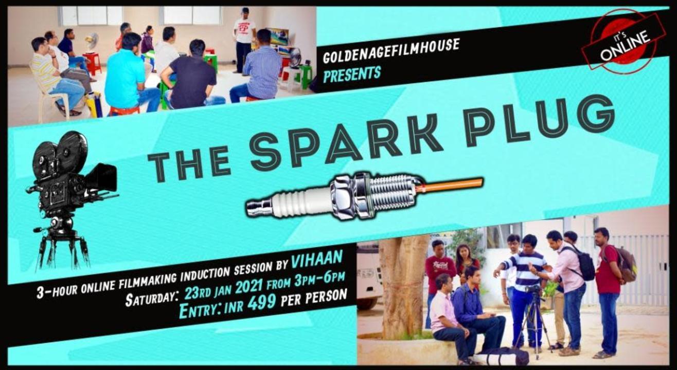 """""""The Sparkplug"""""""