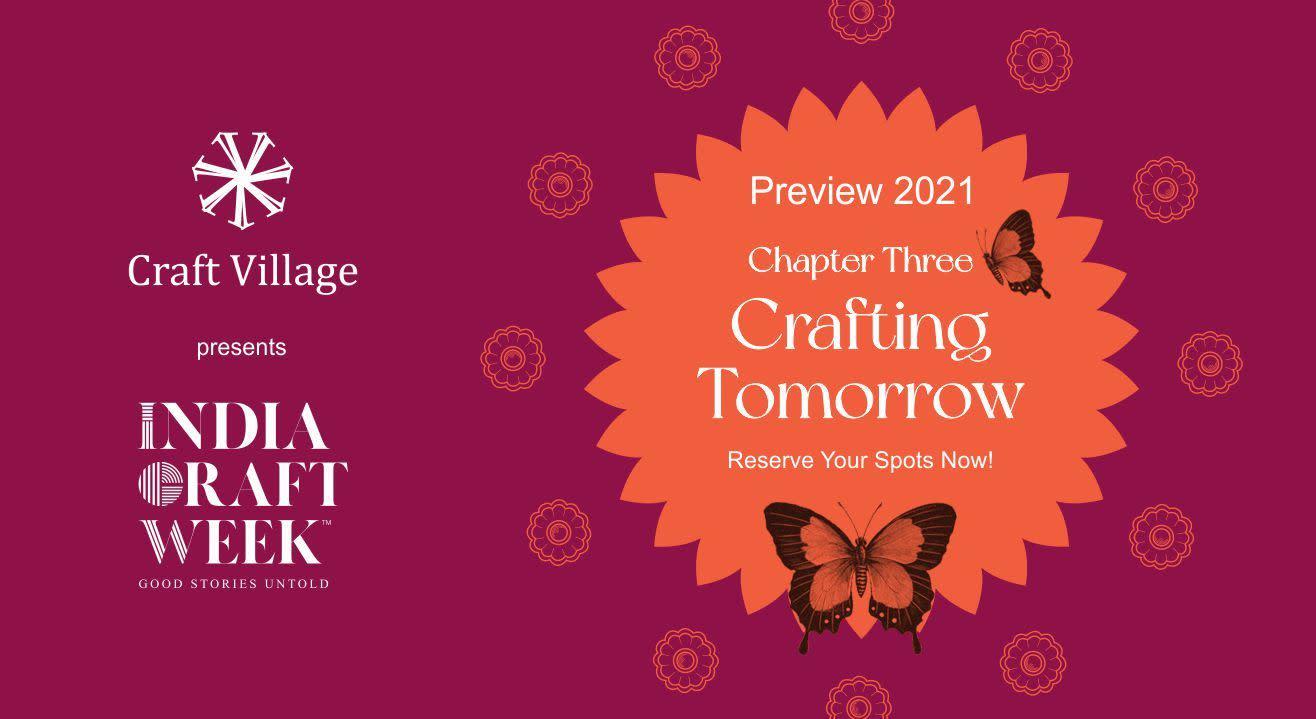 India Craft Week, 2021