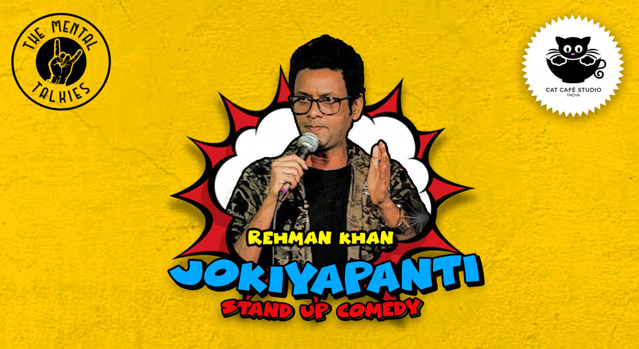 JOKIYAPANTI-Stand Up Comedy