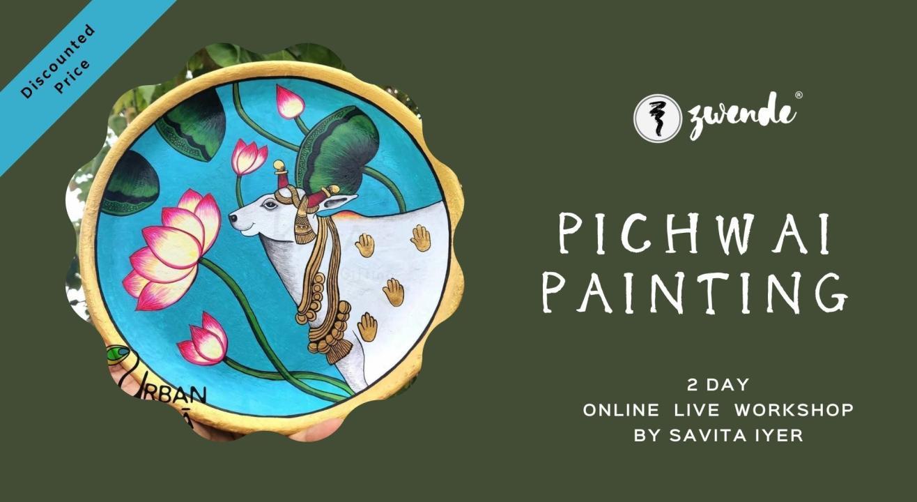 Pichwai Painting [Online Live Workshop]