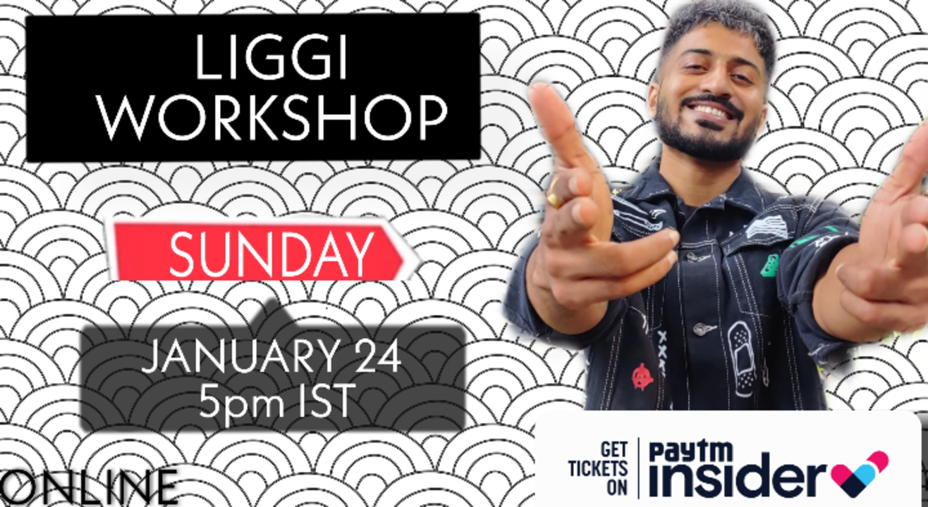 LIGGI - Dance Workshop by Nimit Kotian