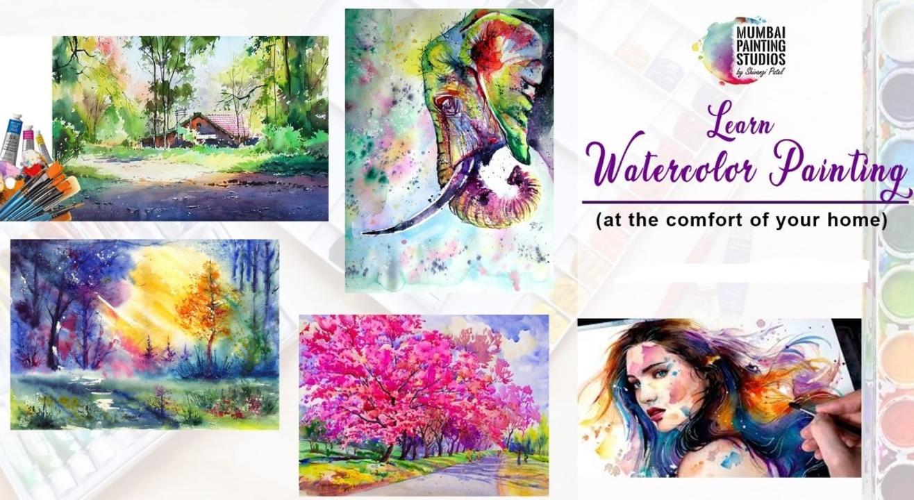 Watercolour Painting Regular Classes