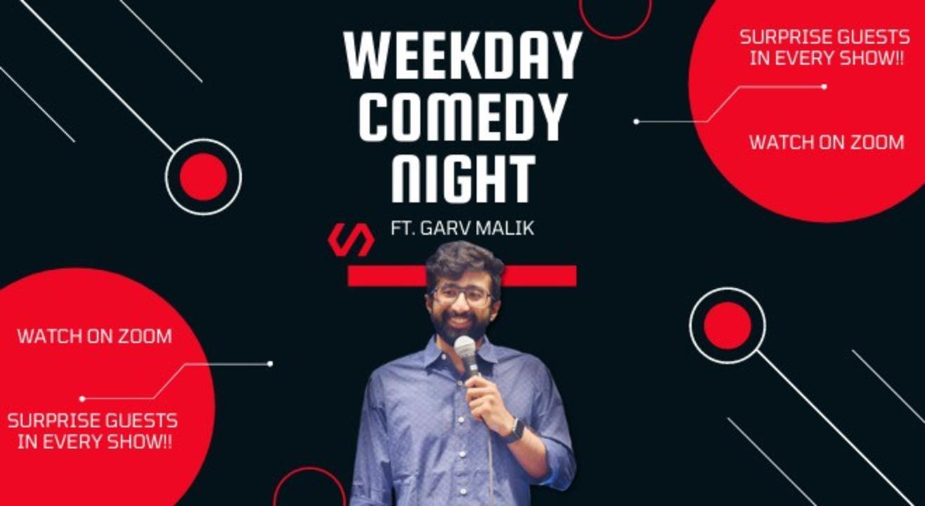 Garv's Weekday Show