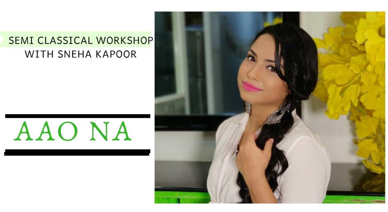 Aao Na Semiclassical Workshop - Sneha Kapoor
