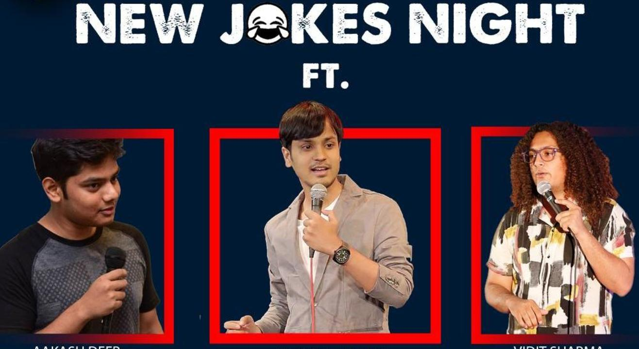 Punchliners Comedy Show ft Piyush, Rj Vidit & Akashdeep on Zoom