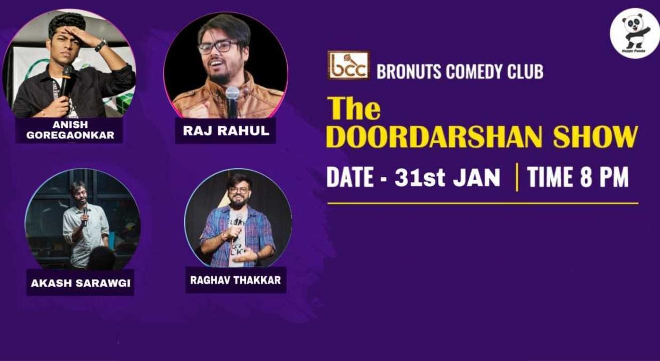 The Doordarshan show