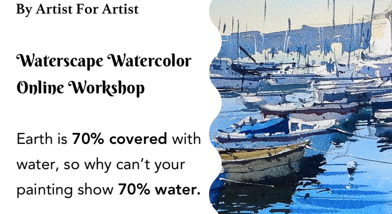 Watercolor Workshop with BAFA