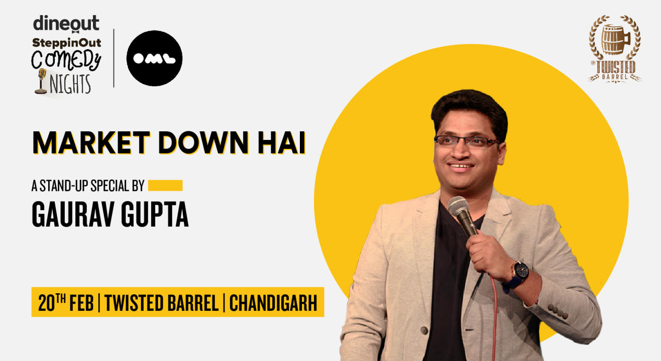 Market Down Hai | Stand up special by Gaurav Gupta