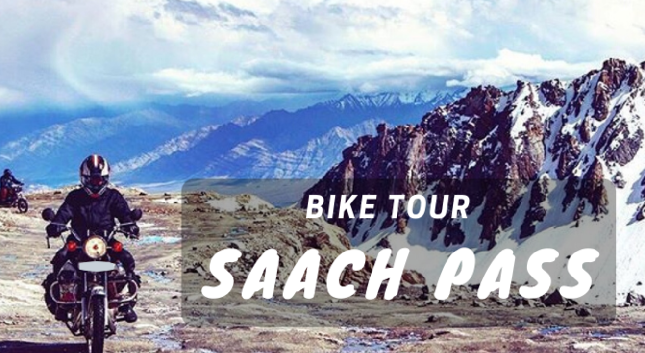 Sach Pass - Exciting Experience || A Motorcycle Tour 2021