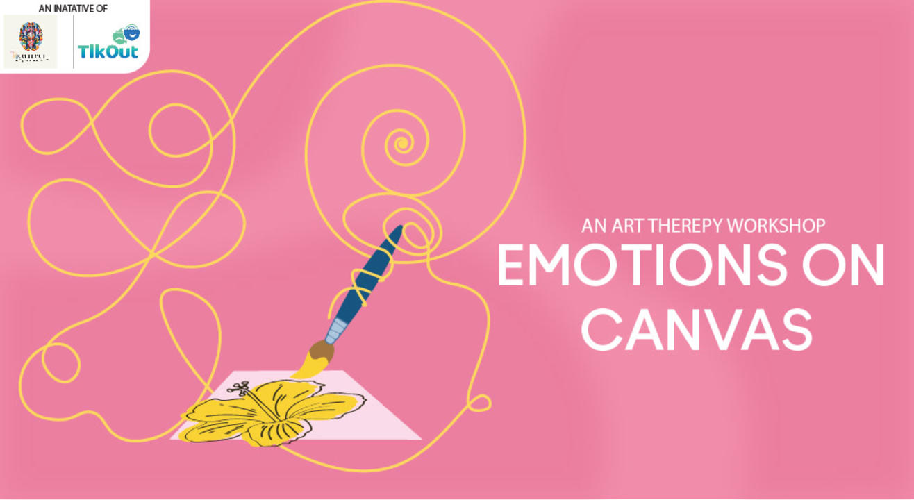 Emotions on Canvas: An Art Therapy Workshop