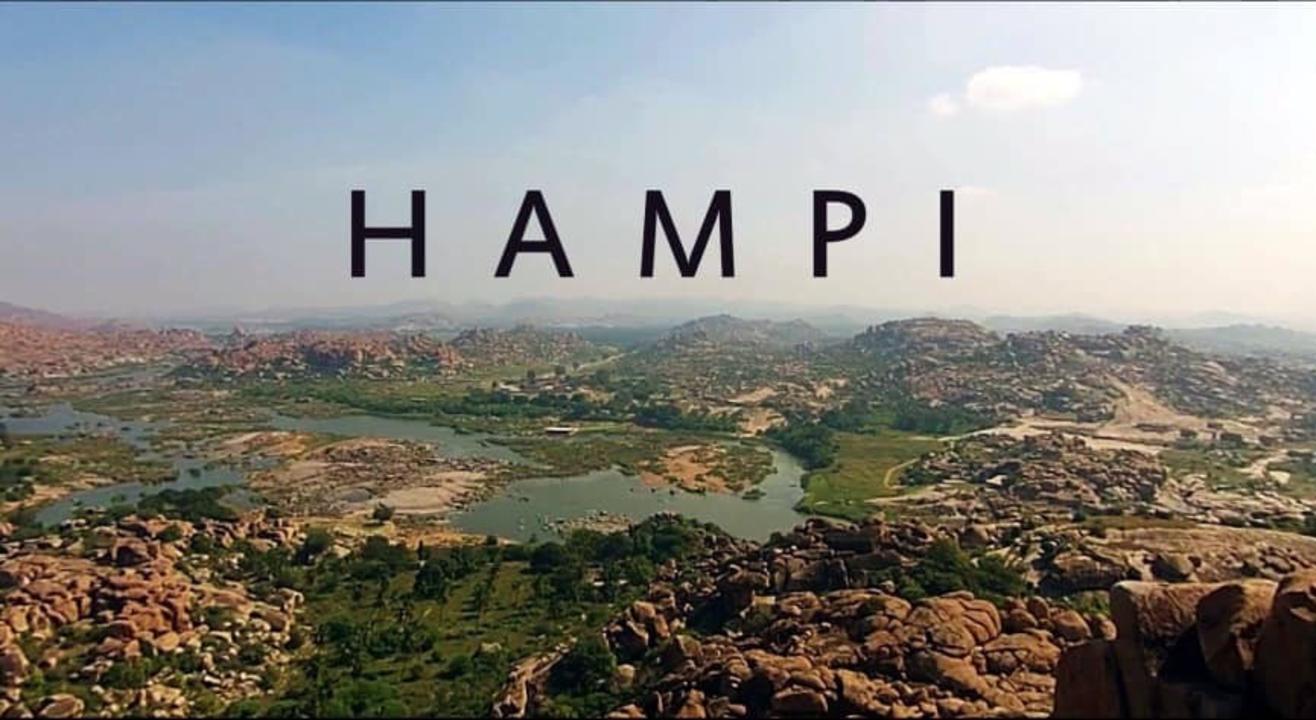 T3WR - HAMPI & BADAMI THE MASTER PIECE